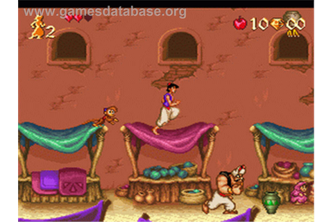Disney's Aladdin - Nintendo SNES - Games Database