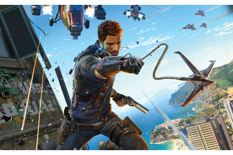 Just Cause 3 Game, HD Games, 4k Wallpapers, Images ...