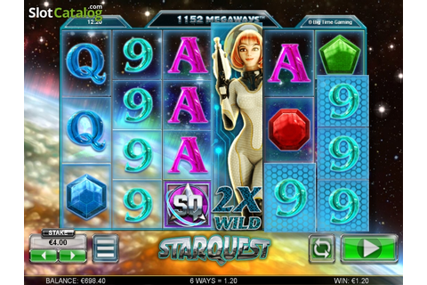 StarQuest Slot Review, Bonus Codes & where to play from UK