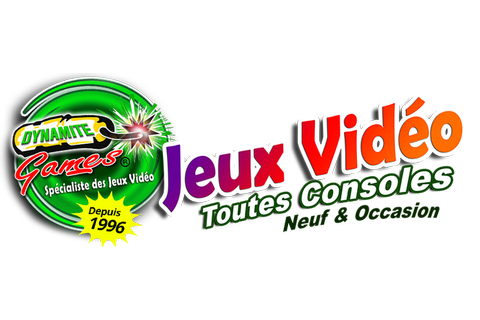 Dynamite Games - Jeux Video . Tests . Vente . Achat . Occasion