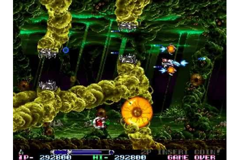 R-Type Leo - (Arcade) - (1 coin) Full game + comentarios ...