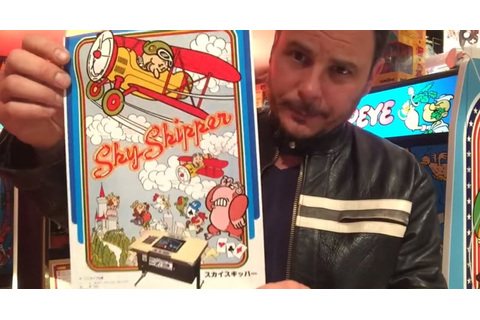 Sky Skipper: Nintendo's Long Lost Arcade Game – The Arcade ...