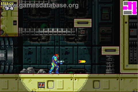 Metroid Fusion - Nintendo Game Boy Advance - Games Database