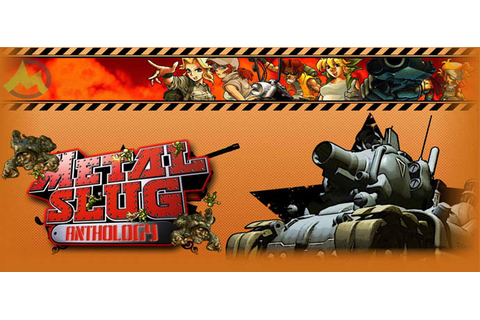 Metal Slug Anthology Nintendo Wii ISO Games Download