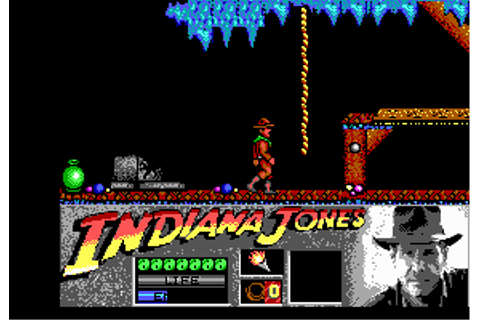 Indiana Jones and The Last Crusade - The Action Game (PC ...