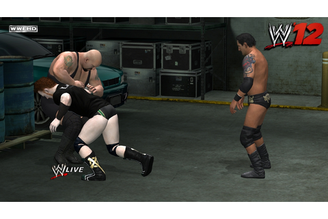 WWE 12 Game Free Download | Free Games Download