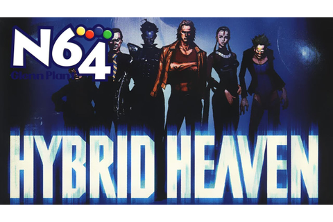 Hybrid Heaven - Nintendo 64 Review - HD - YouTube