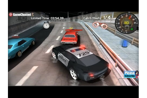 Police vs Thief Hot Pursuit / Police Car Chase Games ...