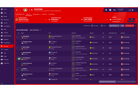 Football Manager 2019 | macgamestore.com