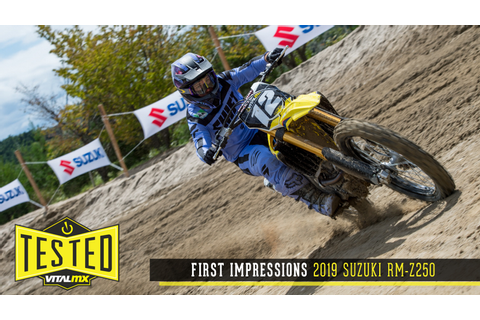 2019 Suzuki RM-Z250 - Reviews, Comparisons, Specs ...