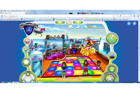 mygreatfinds: Herotopia Online Game for Kids Review