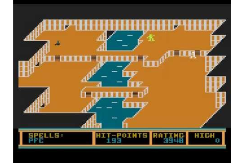 realm of impossibility for Atari 8-bit - YouTube