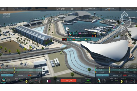 Speedy strategy game Motorsport Manager is free to play ...