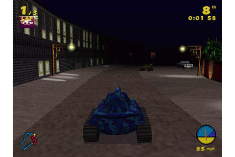 Tank Racer Download (1999 Simulation Game)
