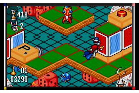 Whizz Download (1994 Arcade action Game)
