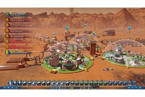 Surviving Mars is free on the Epic Games Store | PC Gamer