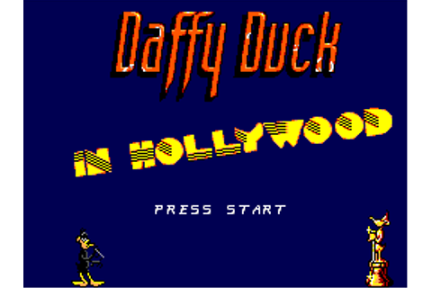 Daffy Duck in Hollywood Details - LaunchBox Games Database