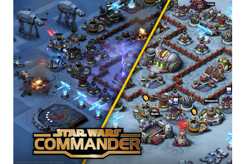 'Star Wars: Commander' Gets Night Raids in Latest Update ...