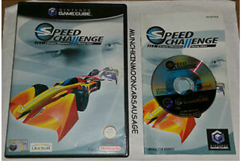 Speed Challenge Jacques Villeneuves Racing Vision PAL ...
