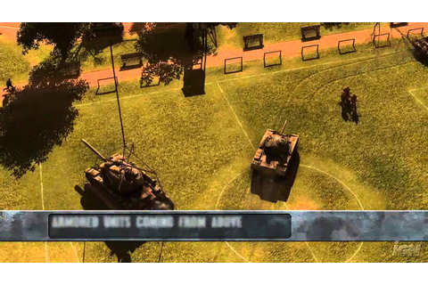 Codename: Panzers: Cold War PC Games Trailer - Trailer (HD ...