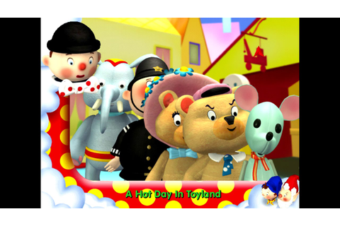 Noddy: Let's Get Ready for School (PC) Part 2 - Ice Cream ...