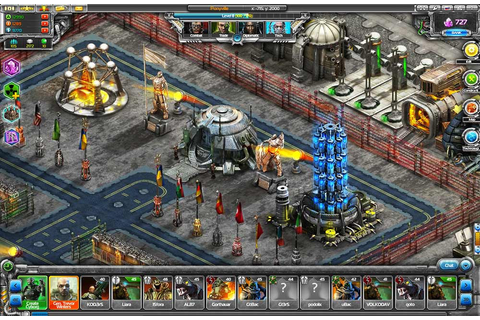 Total Domination: Nuclear Strategy Game | Plarium.com
