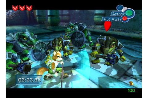 Star Fox Adventures (Europe) (En,Fr,De,Es,It) (v1.01) ISO