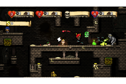 RGCD: Spelunky (XBLA/PC/Mac)