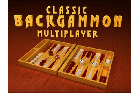 Free Computer Backgammon - Multiplayer Option
