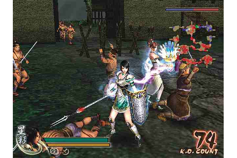 All Dynasty Warriors 5 Screenshots for PlayStation 2, Xbox