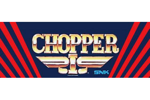 Chopper I - Videogame by SNK