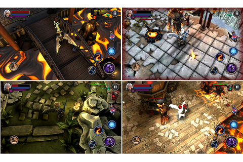 Action RPG game, Soulcraft, lands on Windows Phone 8 ...