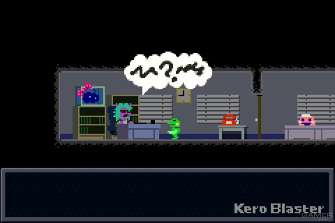 Kero Blaster (2014 video game)