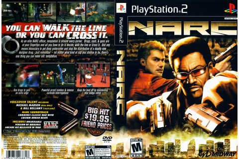 Narc PC ~ Download Games Keygen For Free - Full Games