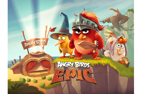 Download Angry Birds Epic on PC with BlueStacks