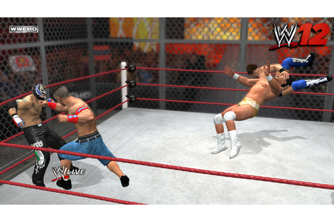 Free Download Pc Games-WWE '12 (WCW 12)-Full Version ...