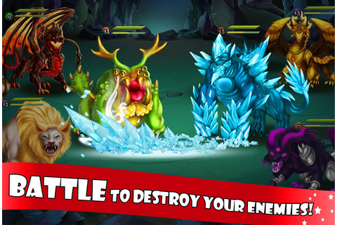 Monster Battle for Android - APK Download