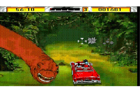 Retro Game Reviews: Cadillacs and Dinosaurs: The Second ...