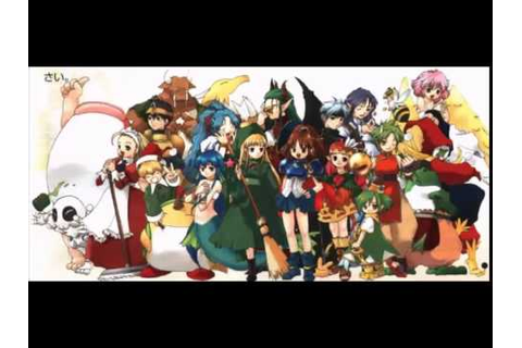 Pursuit (Ruins Stage) - Puyo Puyo 4 Arranged OST - YouTube