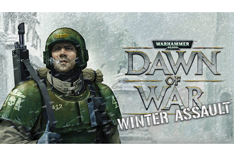 CGR Undertow - WARHAMMER 40,000: DAWN OF WAR - WINTER ...