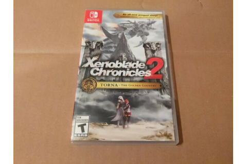 Xenoblade Chronicles 2 Torna The Golden Country Nintendo ...