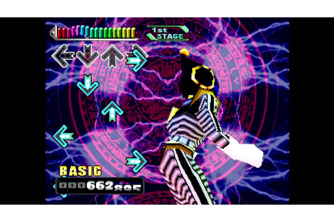 Dance Dance Revolution Konamix (PlayStation) B4U - YouTube