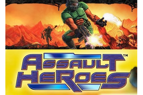 Assault Heroes and Doom go half price this Wed