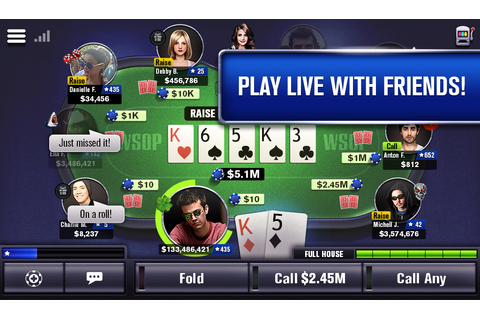 World Series of Poker – WSOP - Android Apps on Google Play