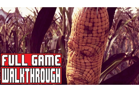 Maize Gameplay Walkthrough Part 1 FULL GAME (1080p) - No ...