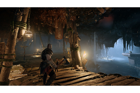 God of War New Game Plus Release Date and Details ...