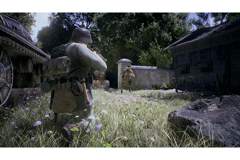"Battalion 1944 is a classic shooter, ""not a World War Two ..."