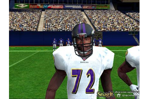 NFL Quarterback Club 2002 Screenshots - Video Game News ...