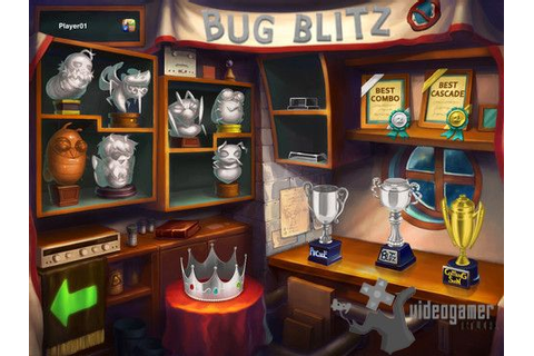 Puzzle Game Bug Blitz Released | Bug Blitz