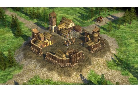 Celtic Fortress image - 0 A.D. Empires Ascendant - Mod DB